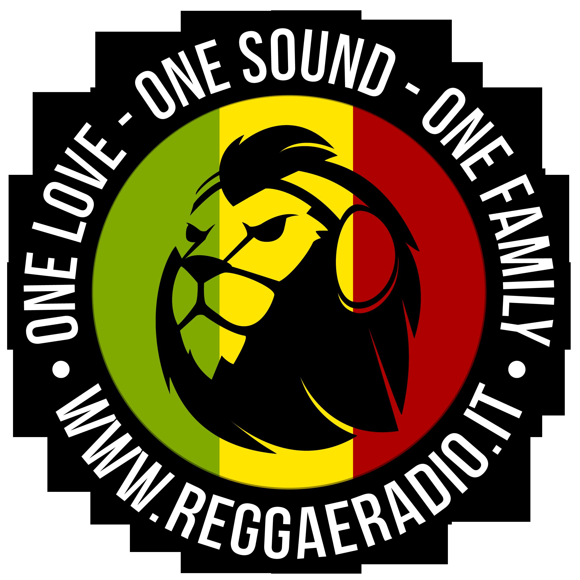 Logo Reggaeradio.it