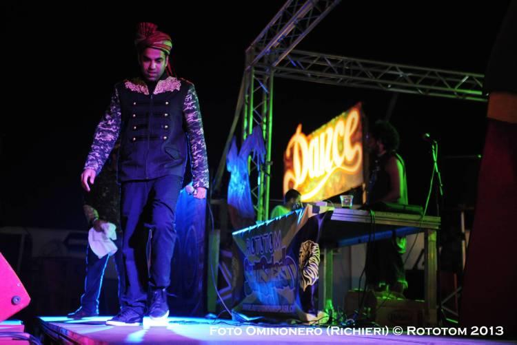 Benicassim, 21/08/2013 - Sunsplash 2013 - Dance Hall / Reggae Rajahs - Photo by Tato Richieri (Ominonero) © Rototom 2013