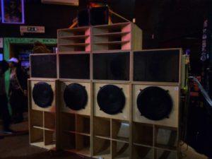 Delta Hi-Fi Sound System