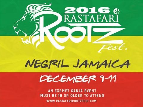 Rastafari Rootzfest 2016