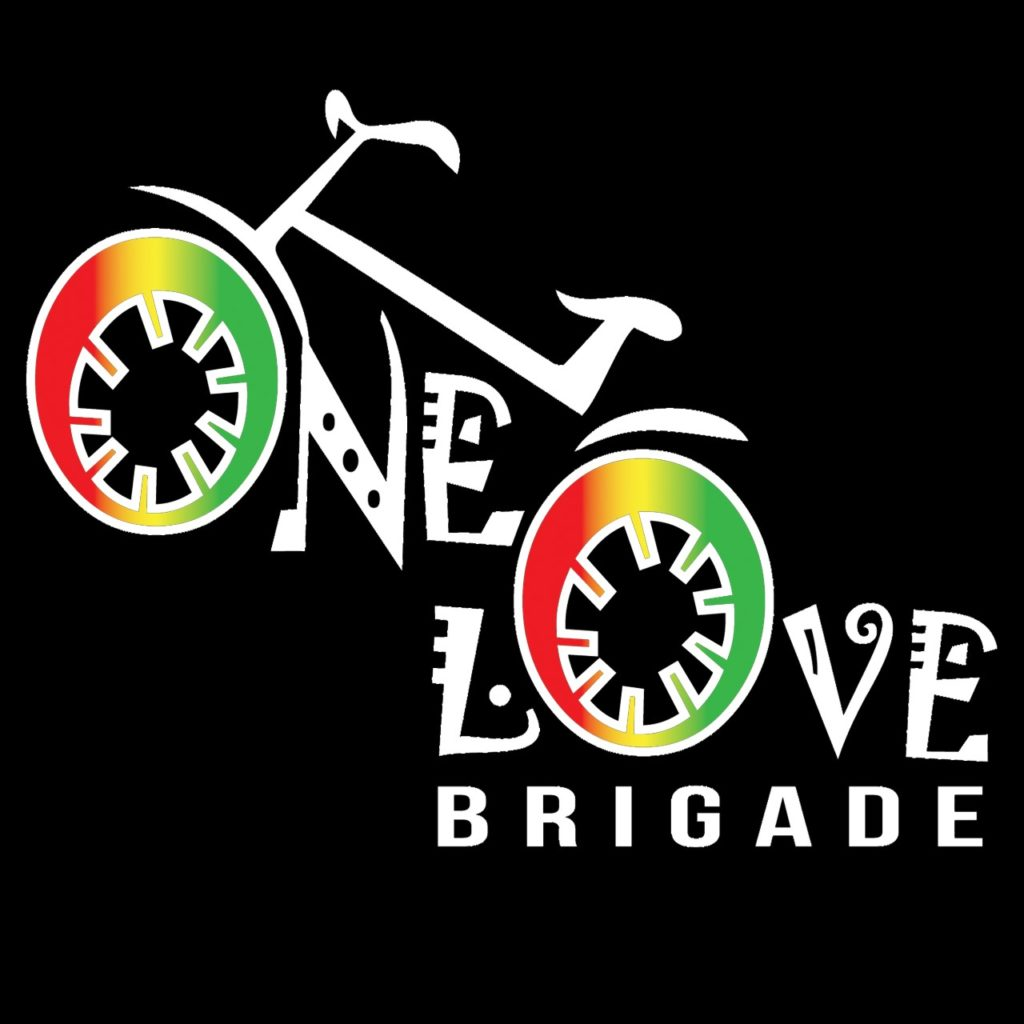 One Love Brigade, Minneapolis, Logo