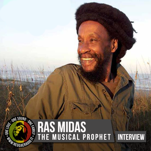 Ras Midas interview