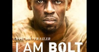Usain Bolt film movie documentary