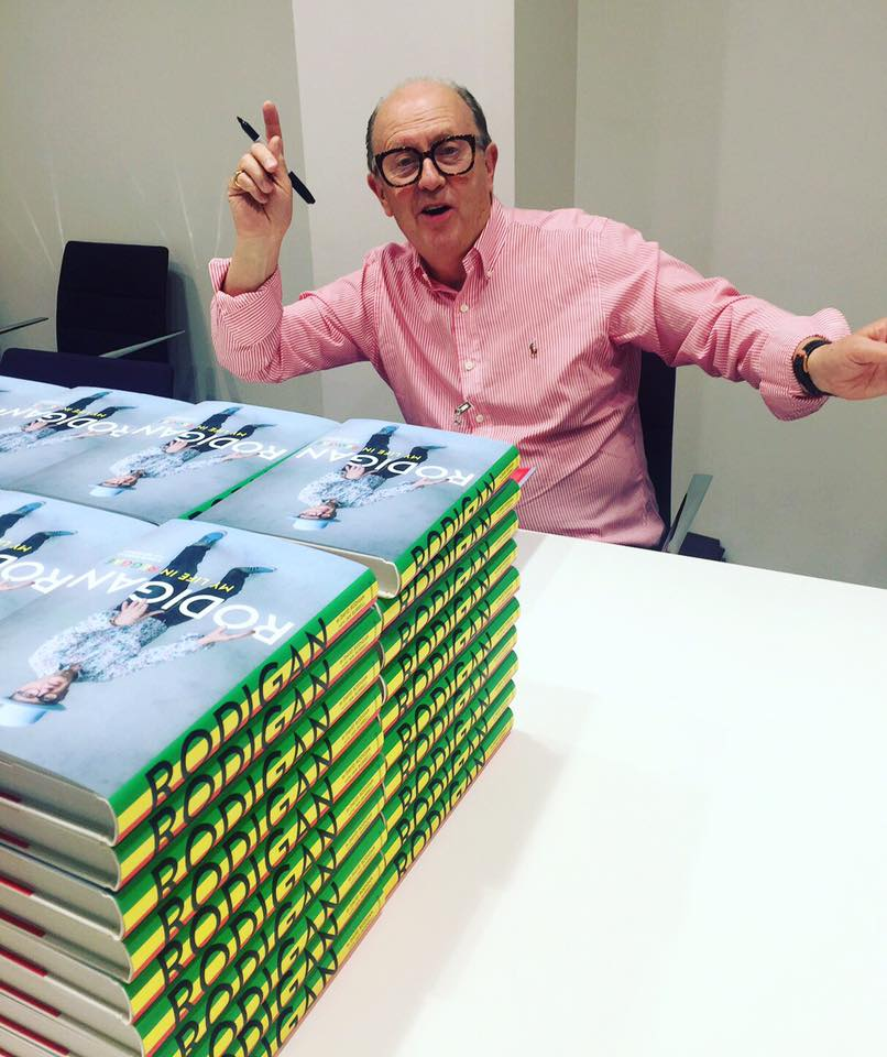 David Rodigan intervista Reggaeradio italia My life in Reggae book
