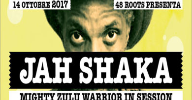Chapter 6 : Jah Shaka @ Sottotetto Soundclub (Bologna, 14 Ottobre 2017)