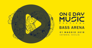 One day music 2018 – Bass arena podcast