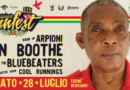 Ken Boothe feat The Bluebeaters a Bergamo e l'estate si illumina!
