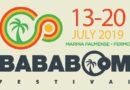Bababoom Festival 2019 – Dal 13 al 20 luglio a Marina Palmense