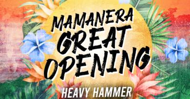 Sabato 20 luglio torna il Mamanera!