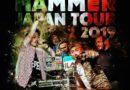 Heavy Hammer in Giappone per il tour del ventesimo anniversario