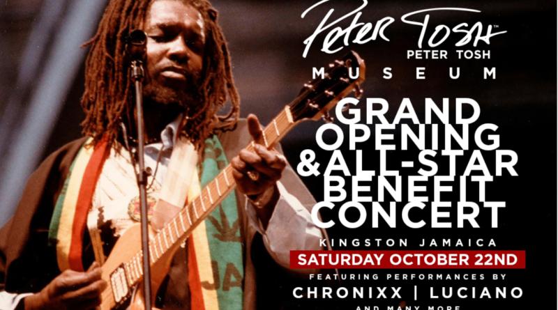Tribute Concert Peter Tosh